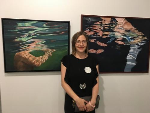 Alexa de los Reyes artist biography